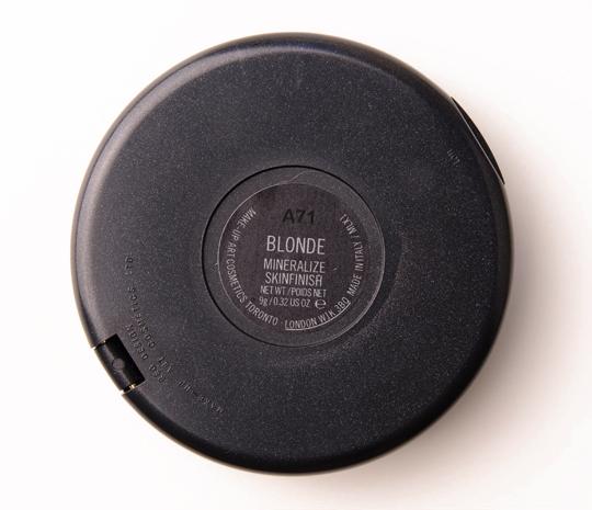 MAC Blonde Mineralize Skinfinish