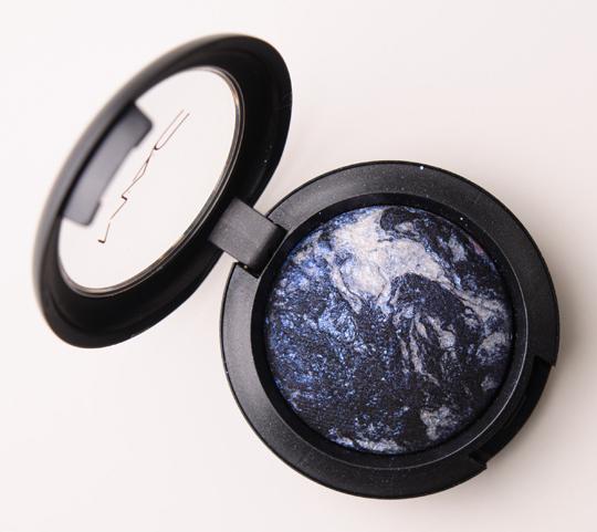 MAC Blue Flame Mineralize Eyeshadow