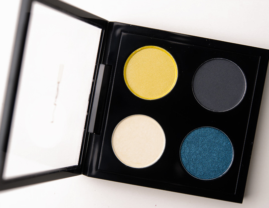 MAC Colour Added Eyeshadow Quad