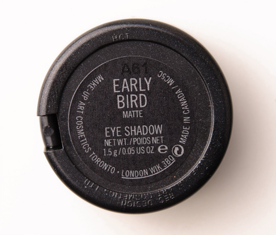 MAC Early Bird Eyeshadow