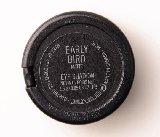 MAC Early Bird Eyeshadow