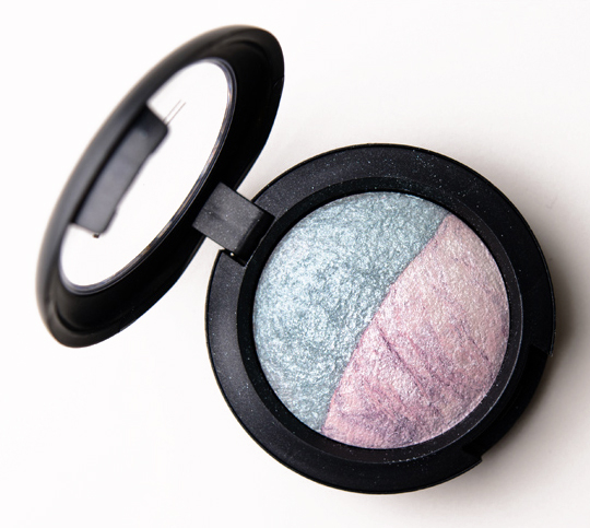 MAC Fresh & Mint Mineralize Eyeshadow