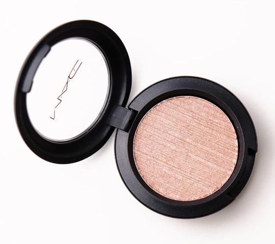 MAC Fusion Gold Metal-x Cream Eyeshadow<
