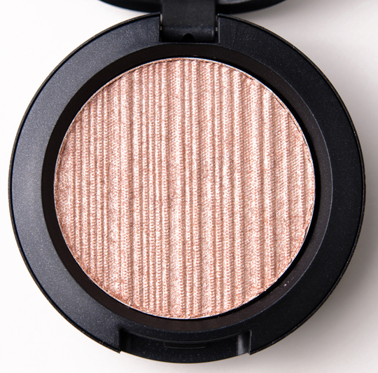 MAC Fusion Gold Metal-x Cream Eyeshadow