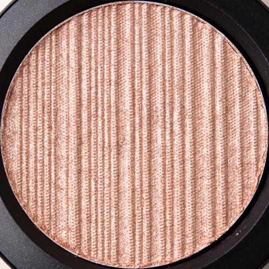 MAC Fusion Gold Metal-x Cream Eyeshadow