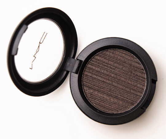 MAC Gold Carbon Metal-x Cream Eyeshadow<
