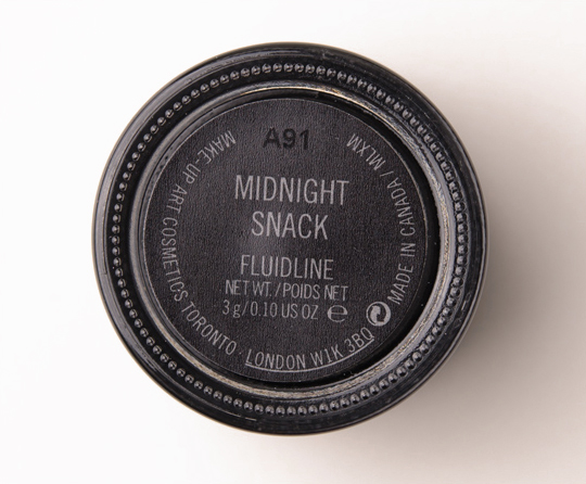 MAC Midnight Snack Fluidline