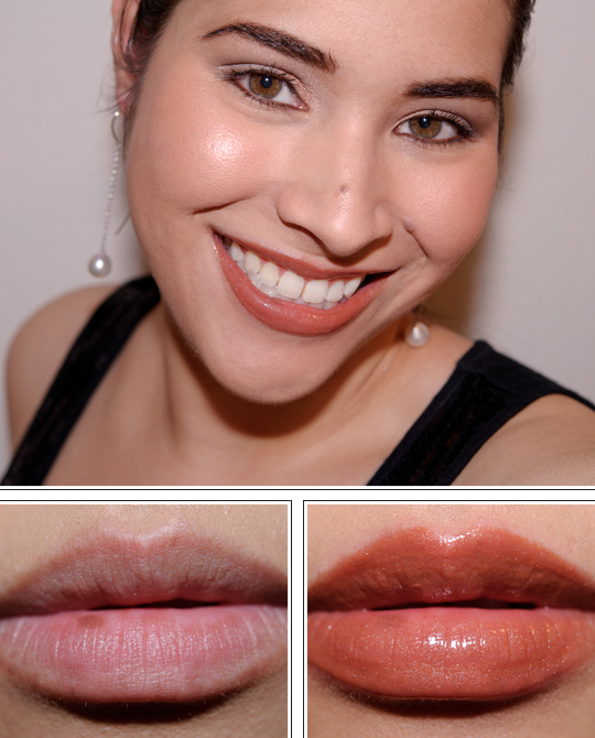 MAC Naturally Lipglasses