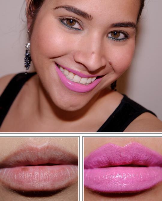 MAC Naughty Saute Lipstick