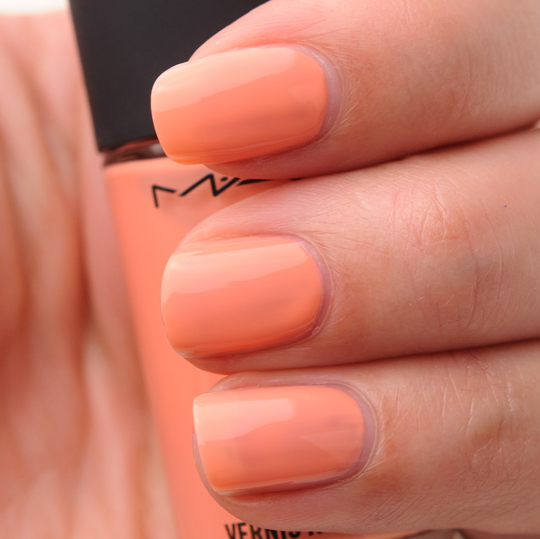 MAC Play Day Nail Lacquer