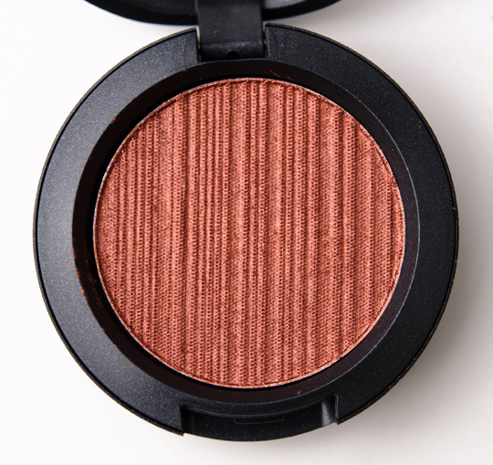 MAC Red Hot Copper Metal-x Cream Eyeshadow;