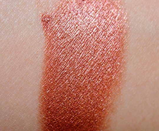 MAC Red Hot Copper Metal-x Cream Eyeshadow