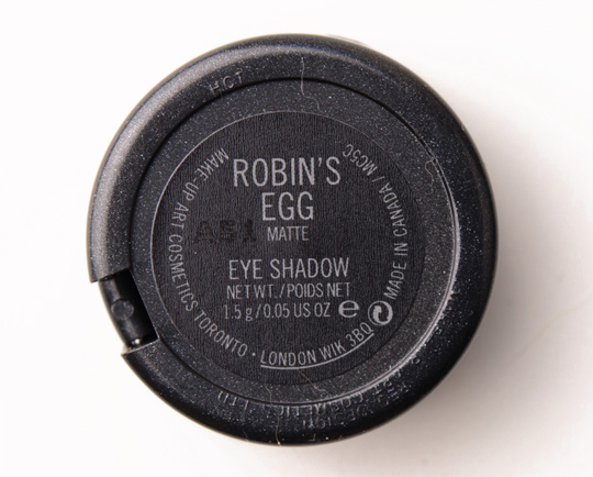 MAC Robin's Egg Eyeshadow