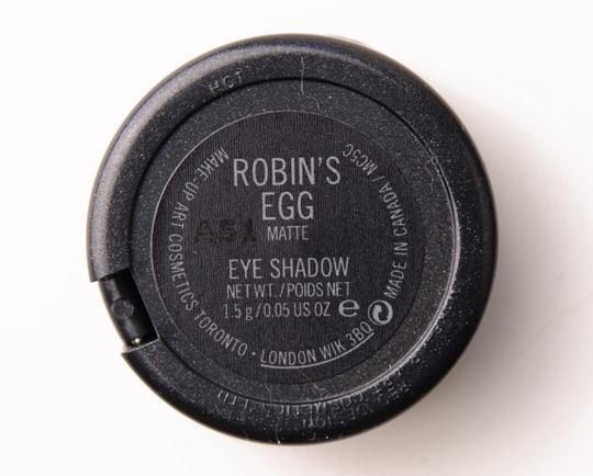 MAC Robin's Egg Eyeshadow