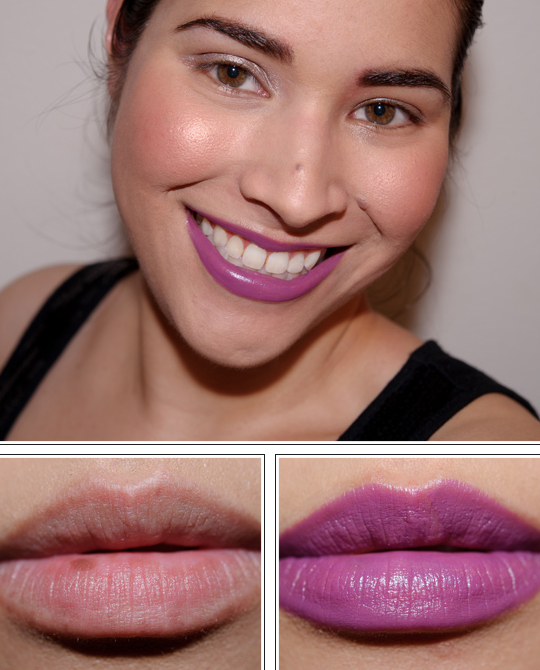 MAC Seasoned Plum Pro Longwear Lipcreme