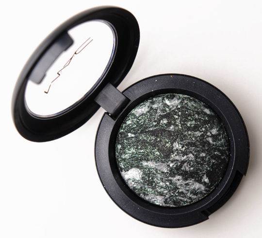 MAC Smutty Green Mineralize Eyeshadow