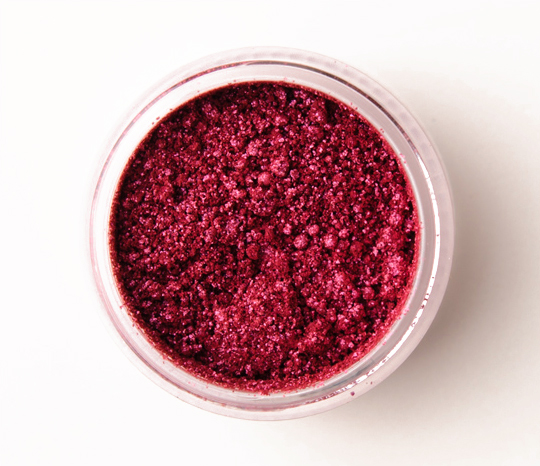 MAC Strawberry Patch Crushed Metallic Pigment
