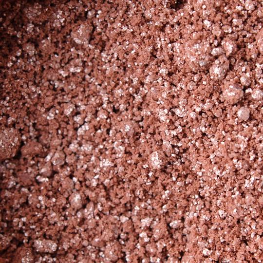 MAC Strawberry Patch Crushed Metallic Pigment