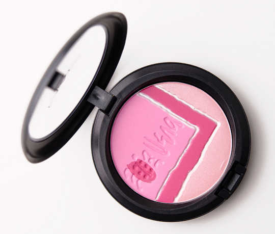 MAC Sunday Afternoon Pearlmatte Face Powder