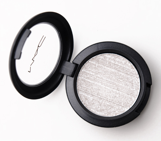 MAC Virgin Silver Metal-x Cream Eyeshadow