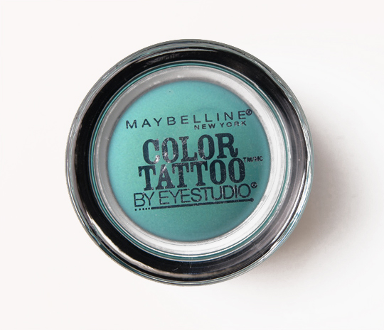 Maybelline Edgy Emerald Color Tattoo 24 Hour Eyeshadow