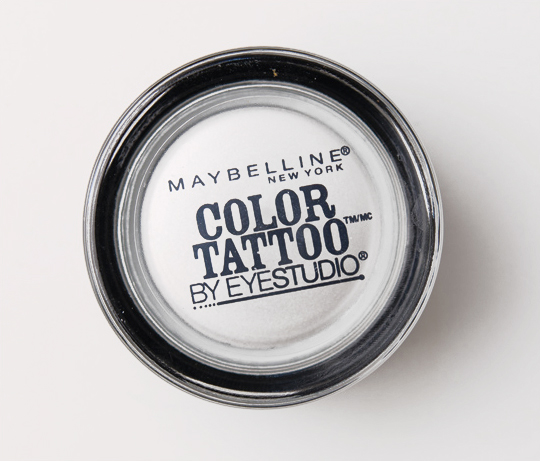 Maybelline Too Cool Color Tattoo 24 Hour Eyeshadow