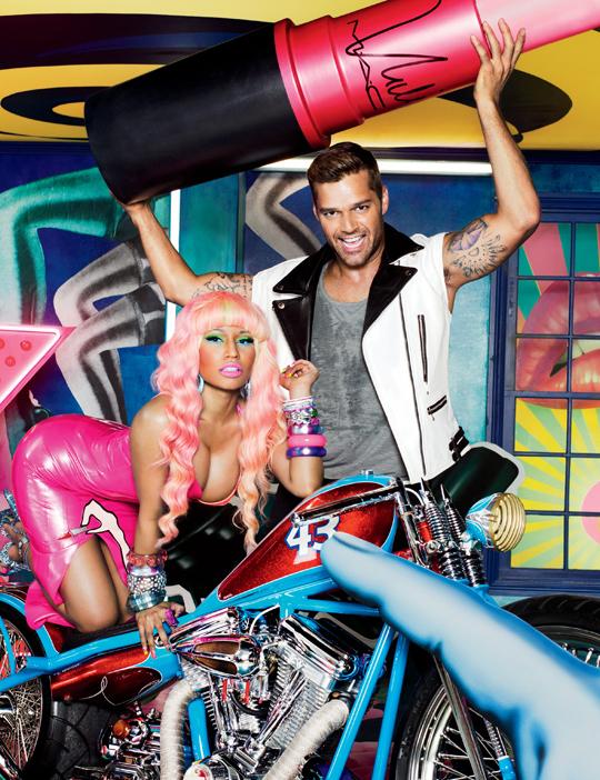 Viva Glam Nicki Minaj