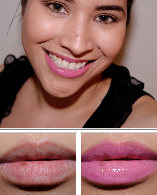NARS Coeur Sucre Larger Than Life Lipgloss