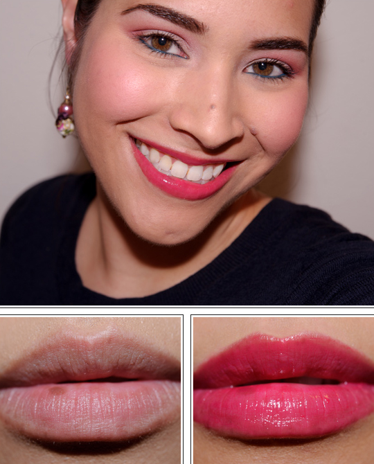 NARS Mexican Rose Velvet Gloss Lip Pencil
