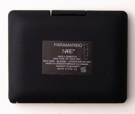 NARS Paramaribo Eyeshadow Duo