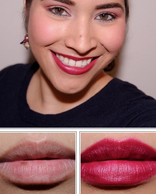 NARS Valparaiso Pure Matte Lipstick