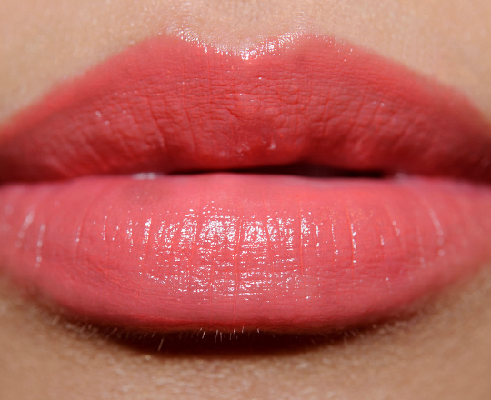 NYX Haute Melon Lipstick Review, Photos, Swatches