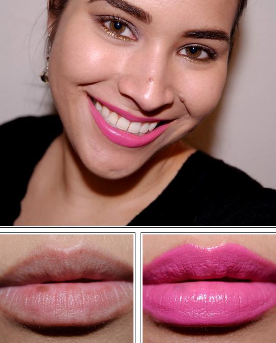 NYX Pink Lyric Lipstick