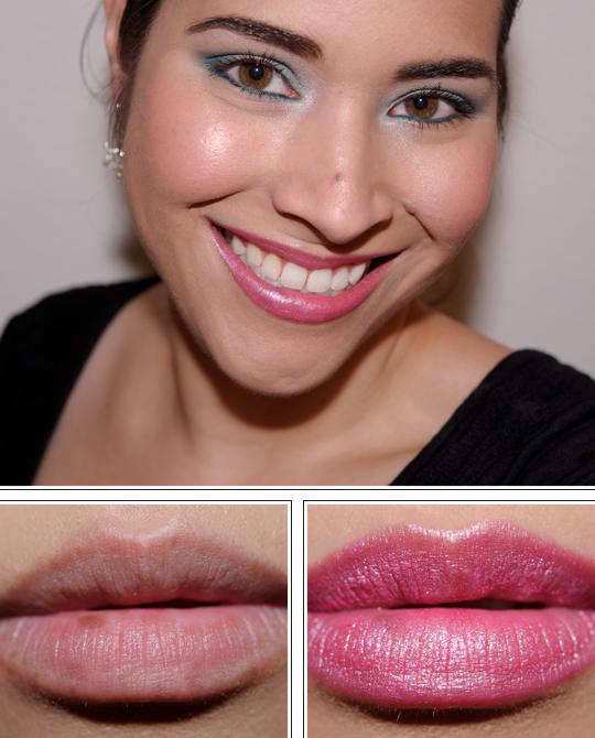 NYX Rose Lipstick