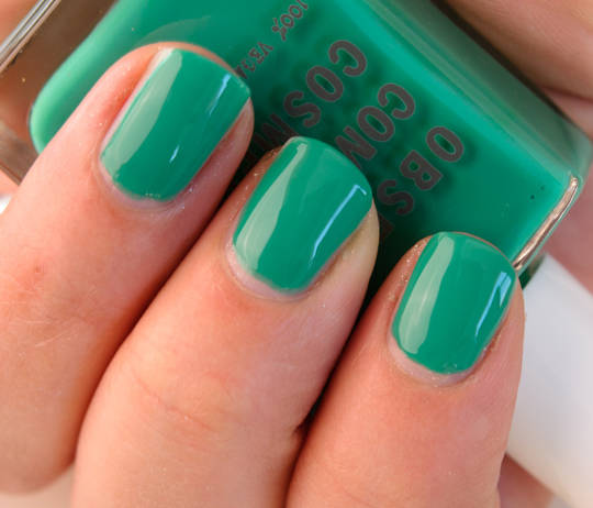 Obsessive Compulsive Cosmetics (OCC) Chlorophyll Nail Lacquer