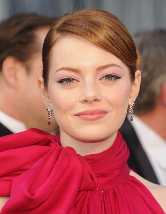 Emma Stone @ 2012 Oscars