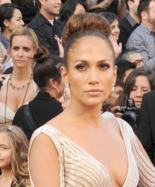 Jennifer Lopez @ 2012 Oscars