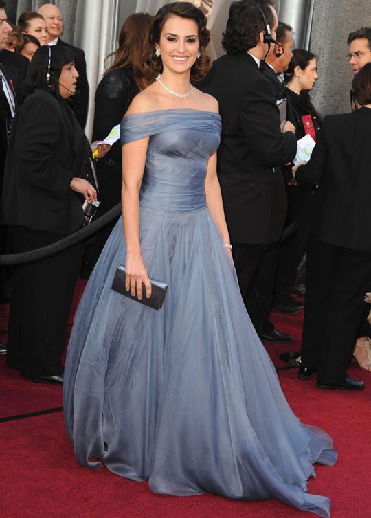 Penelope Cruz @ 2012 Oscars