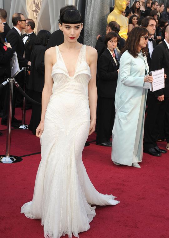 Rooney Mara @ 2012 Oscars