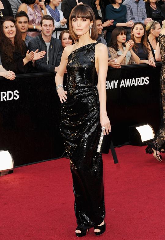 Rose Byrne @ 2012 Oscars