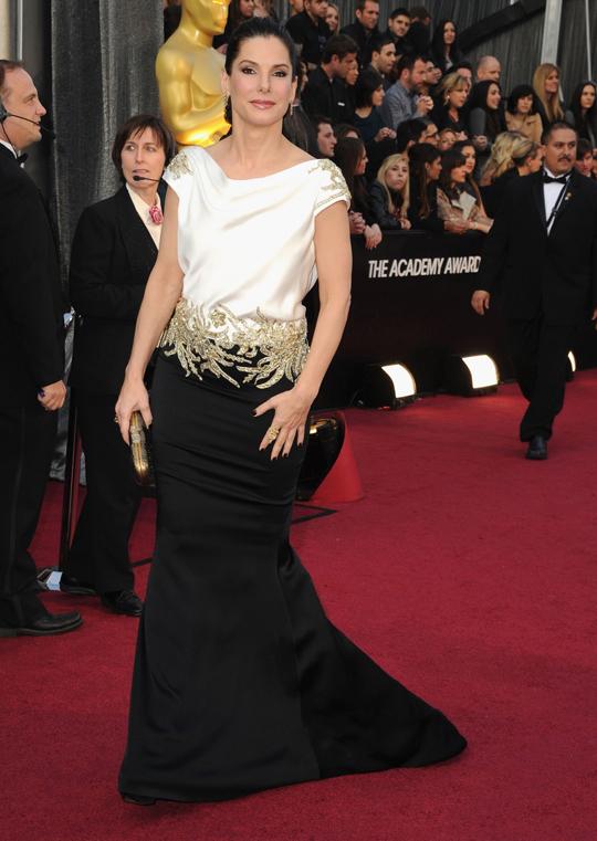 Sandra Bullock @ 2012 Oscars