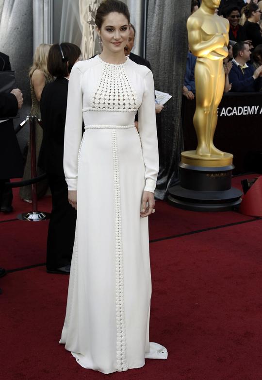 Shailene Woodley @ 2012 Oscars