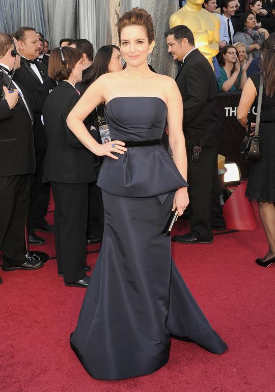 Tina Fey @ 2012 Oscars