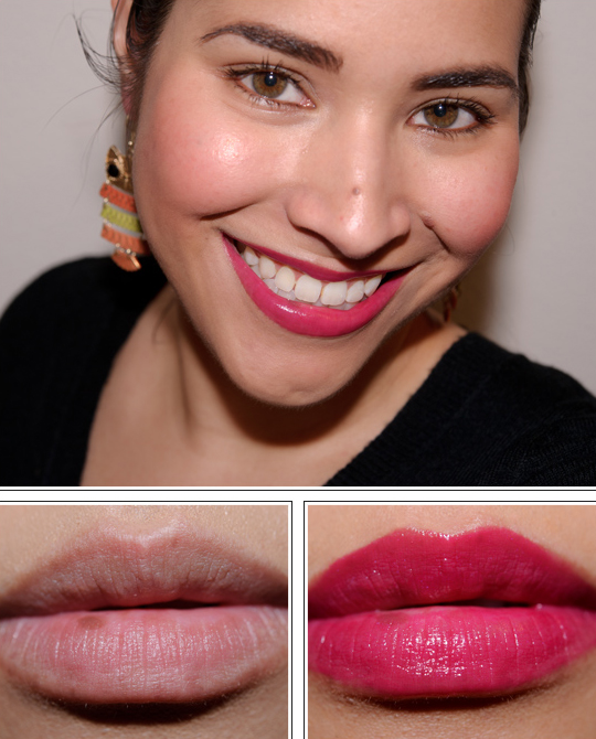 Revlon Raspberry Pie ColorBurst Lip Butter