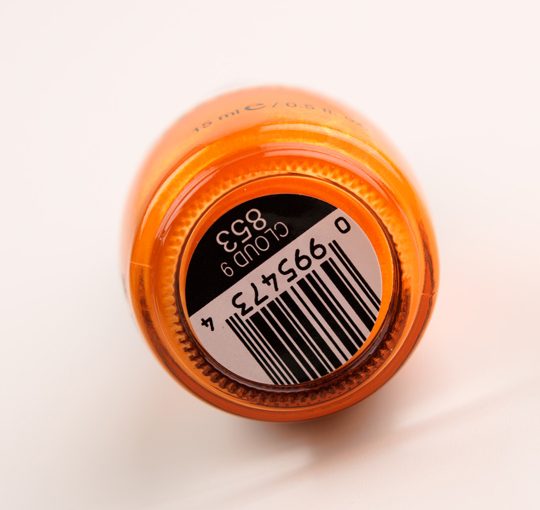 Sinful Cloud 9 Nail Lacquer