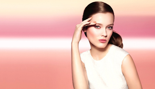 Chanel spring 2012 makeup harmonie de printemps
