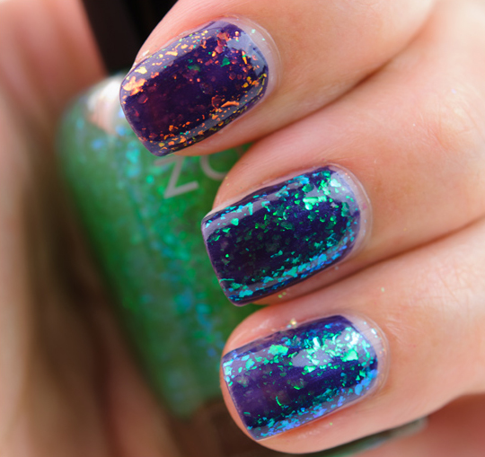 Zoya Fleck Effects