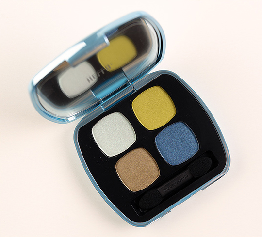 bareMinerals The Wild Thing Eyeshadow Quad