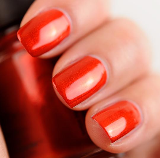 China Glaze Bend Over Backwards Nail Lacquer