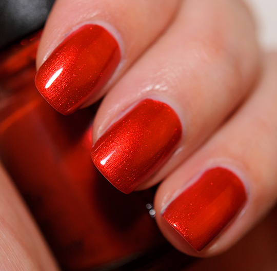 China Glaze Bend Over Backwards Nail Lacquer